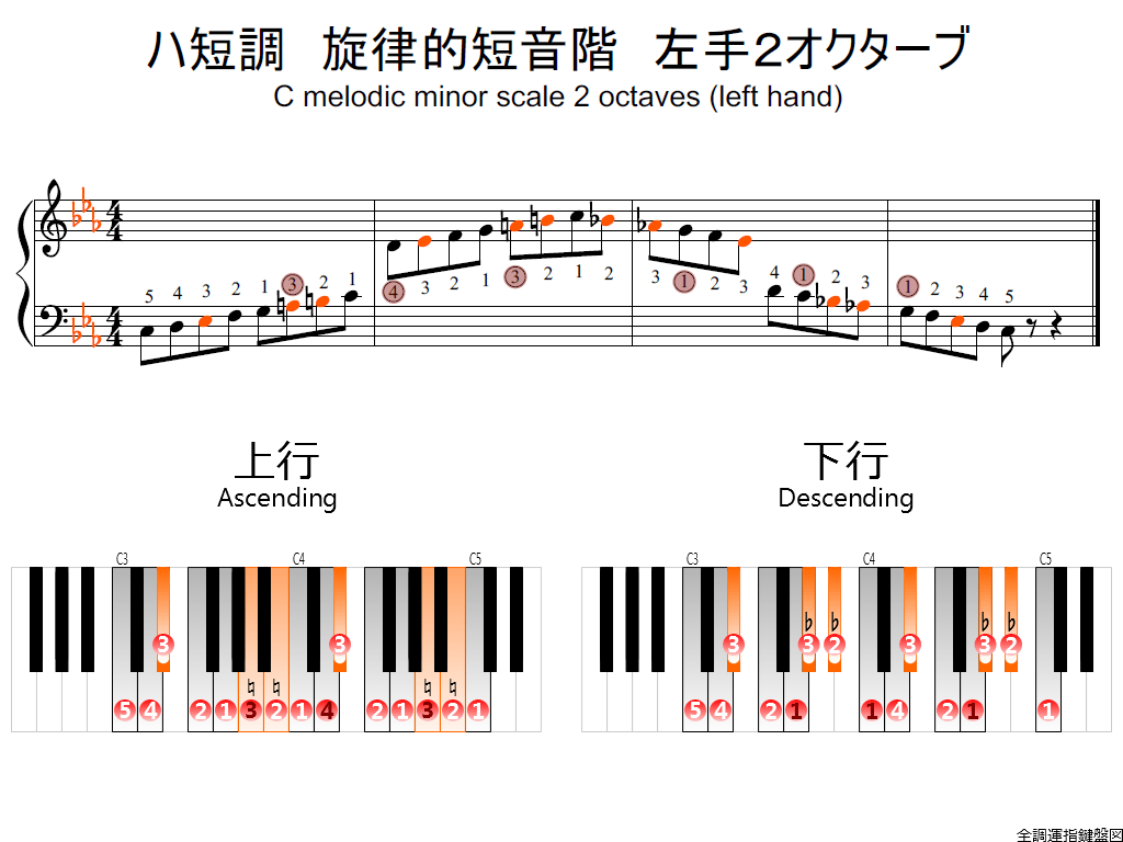 f2.-Cm-melodic-LH2-whole-view-colored